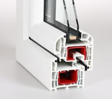 Plastová okna Kolín - profil